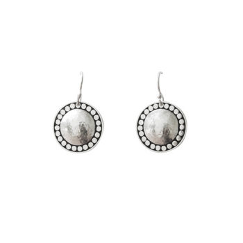 Marrakech Earrings Silver