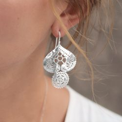 australian statement earrings