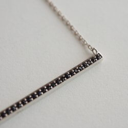 Celestial Necklace in sterling Silver