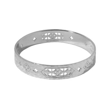 Jaipur Bangle Sterling Silver