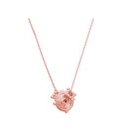 necklace rose gold