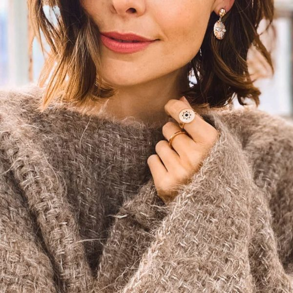 Anna tyrell gypsysfind andalusia ring silver