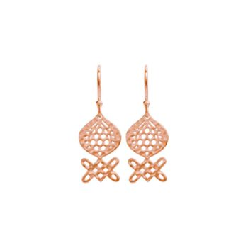 rose gold earrings australian