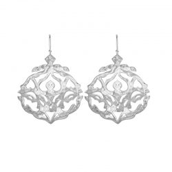 Andalusia Earrings in Sterling Silver