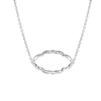Nomad Necklace in Sterling Silver