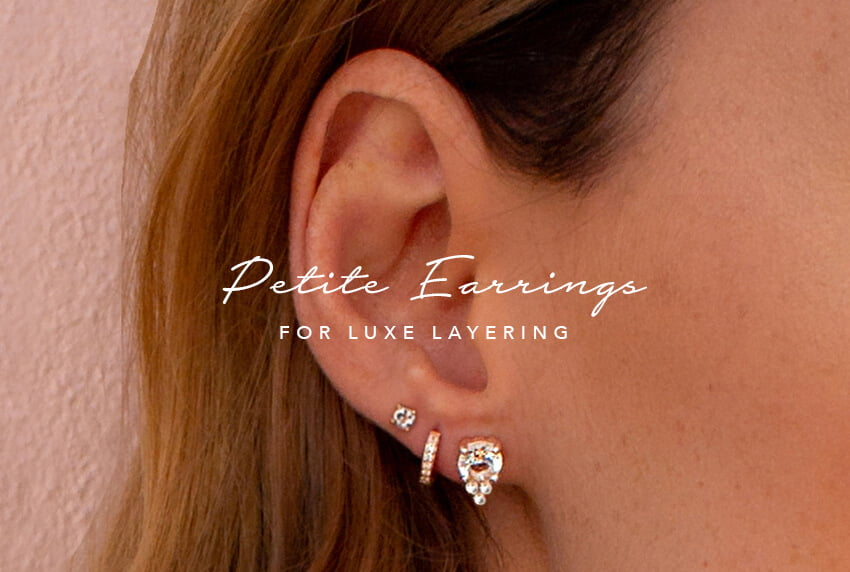Petite Earrings Collection