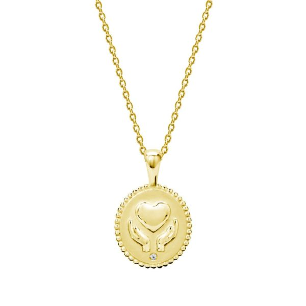 Healing Necklace gold