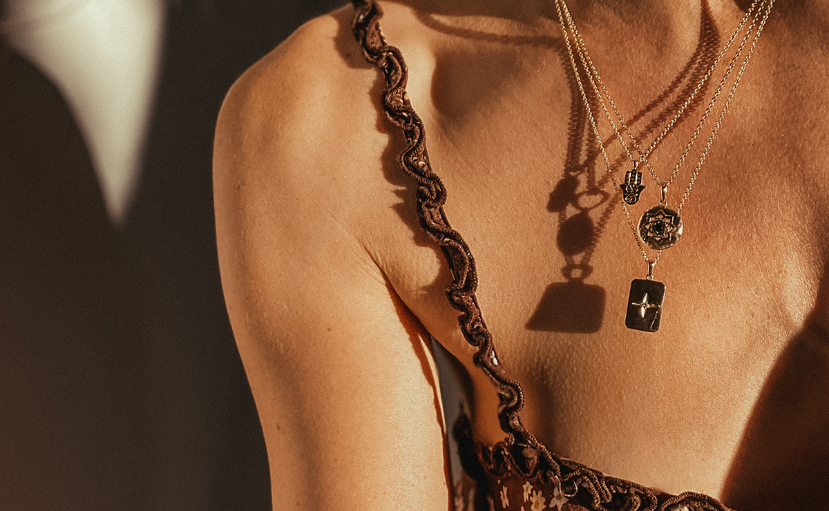Tips on how to layer necklaces