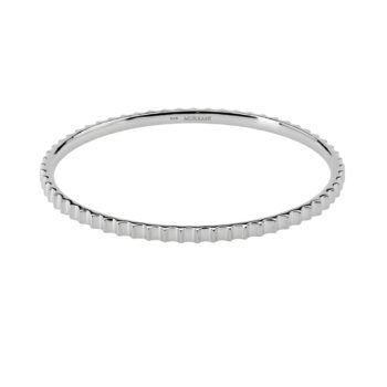 fluted bangle-SS