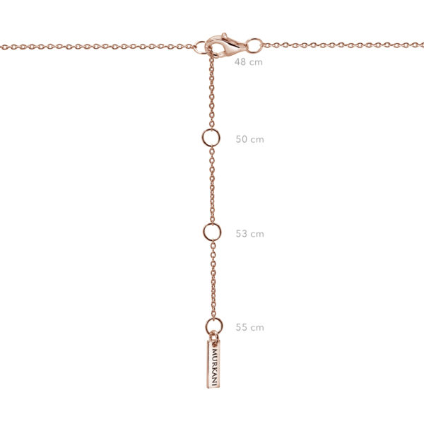 Murkani Jewellery Necklaces Rose Gold