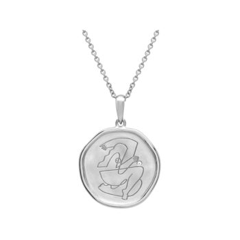 Empowerment Necklace Sterling Silver