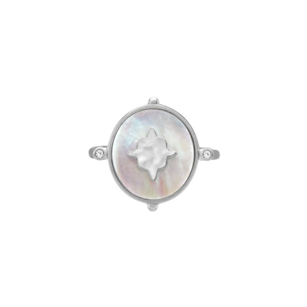 temple moon ring